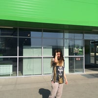 Photo taken at Белмаркет by Jeka B. on 5/20/2014