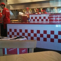 Photo taken at Five Guys by Jay S. on 4/17/2013