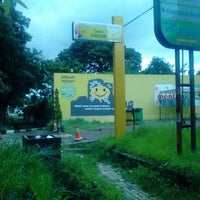 Photo taken at Galeri Indosat by Sodik K. on 1/6/2013