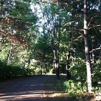 Photo taken at Markgrafs Lake Trail by Dawn H. on 9/3/2013