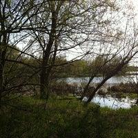 Photo taken at Markgrafs Lake Trail by Dawn H. on 5/13/2013