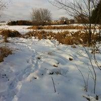 Photo taken at Markgrafs Lake Trail by Dawn H. on 12/22/2013