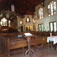 Photo taken at St Paul's Episcopal Church by Melissa Y. on 11/11/2013