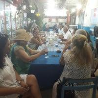 Photo taken at Mezgit Balık Evi by Bahadır A. on 8/26/2017