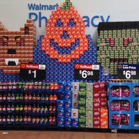 Photo taken at Walmart Supercenter by Mike M. on 10/24/2015