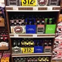 Photo taken at ShopRite Liquors by Mike M. on 9/21/2014