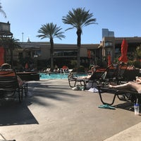 Foto scattata a MGM Grand Pool da TTS il 3/14/2018