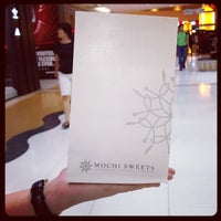Photo taken at Mochi Sweets (Japanese Luxury Sweets) by MrG82 on 2/21/2013