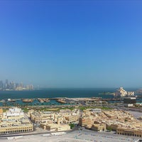 Photo taken at Qatar Academy Msheireb by Alwadi Hotel Doha -. on 11/29/2017