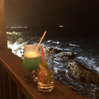 Photo taken at Scampi's Curacao by Kim W. on 1/13/2018