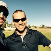 Photo taken at Coronado Golf Course by Craig T. W. on 11/28/2014