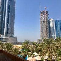Photo taken at Sheraton Abu Dhabi Hotel & Resort by Angelika K. on 9/28/2017