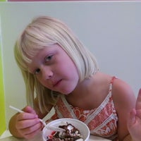 Photo taken at sweetFrog by Sam N. on 7/17/2014