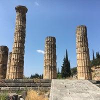 Photo taken at Temple of Apollo by Spiros T. on 6/6/2017