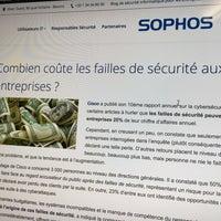 Photo prise au Sophos France par Jérôme V. le2/28/2017