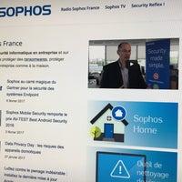Photo prise au Sophos France par Jérôme V. le2/13/2017