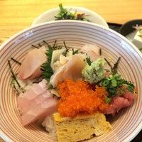 Photo taken at 魚串 然 by EG-6 on 3/19/2014