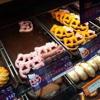 Photo taken at Mister Donut by EG-6 on 10/5/2013
