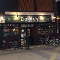 Photo taken at Irish Pub & Cafe Doyle's by EG-6 on 8/15/2014