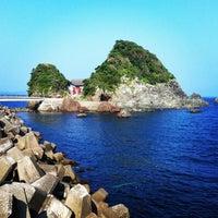Photo taken at 弁天島 by EG-6 on 8/14/2013