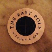 Снимок сделан в The East Pole - Kitchen & Bar пользователем Ferdinand 9/8/2013