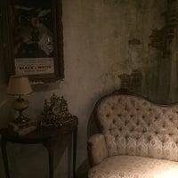 Photo taken at The Owl society Whiskey saloon by Irina p. on 4/23/2016