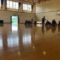 Photo taken at 光市立周防小学校 by Nobuhiro U. on 6/17/2018