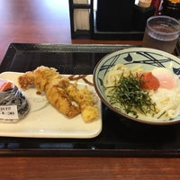 Photo taken at 丸亀製麺 宮崎住吉店 by たむ ぱ. on 9/10/2017