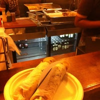 Photo taken at The Kati Roll Company by jp k. on 12/26/2012
