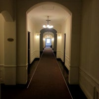Photo taken at 1926 Heritage Hotel by Foo K. on 10/28/2012
