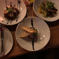 Photo taken at St Tropez Restaurant & Wine Bar by Eunsun C. on 1/25/2018