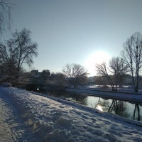 Photo taken at Набережна by Olia on 2/6/2018