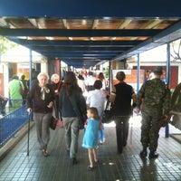 Photo taken at Alianza Francesa by Rosario G. on 10/28/2012