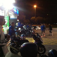 Photo taken at PTT Jiffy Asia Km.63 by โรนิน น. on 6/22/2014
