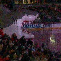 Photo taken at Worcester Sharks by JuanRamon A. on 2/2/2013