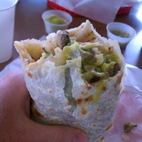 Photo taken at Mr Taco : Fresh Mexican Grill by Derek S. on 3/8/2013