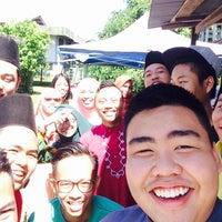 Photo taken at Kampung Kuala Lama, Mukah by Nursorayya R. on 7/9/2016