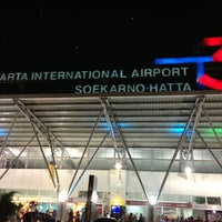 Photo taken at Terminal 3 by Dinny A. on 2/28/2013