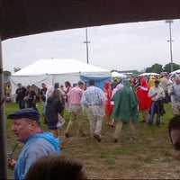 Photo taken at The Kentucky Derby 139 by Bryan O. on 5/4/2013