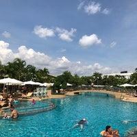 Photo taken at Thai Garden Resort by Sarawut P. on 4/13/2017