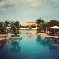 Photo taken at Thai Garden Resort by Sarawut P. on 4/14/2013