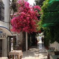 Photo taken at La Pasion Restaurant by Başak O. on 5/16/2013