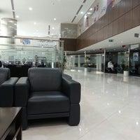 Photo taken at Al Jazira Bank . Head Office | بنك الجزيرة by Mamdooh A. on 7/8/2013