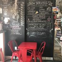 Photo taken at Fireman Derek's Bake Shop & Cafe by Michelle Rose Domb on 12/17/2016