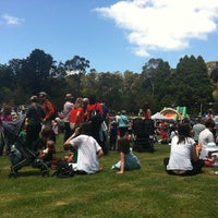 Photo taken at Stirling Oval by Cameron K. on 11/18/2012