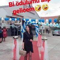 Photo taken at Başak Düğün Salonu by TC Özlem P. on 5/12/2018