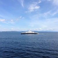 Photo taken at MF Boknafjord by Juan E. on 8/26/2013