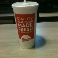 Photo taken at Wendy's by Felix C. on 5/11/2012