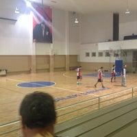 Photo taken at FESA Basketbol by Erk🅰n_19🅾7 . on 1/15/2015