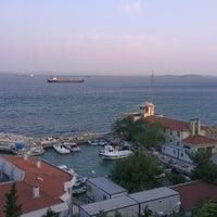 Photo taken at Seddulbahir Kiyi Emniyeti Pilot Istasyonu by Uğur Ö. on 8/17/2013
